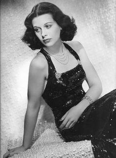 И вновь она - Hedy Lamarr - Записки работающего тунеядца