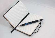 Journal and pen set for Nasdaq