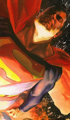 THE COMIC BOOK VAULT — comicbookvault: Superman by Alex Ross