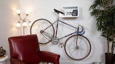 Shelfie | home is where you hang your bike