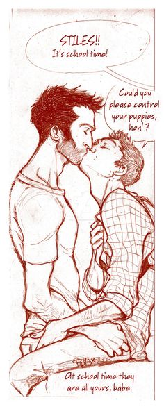 Sterek bookmark panel by Slashpalooza on DeviantArt