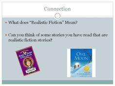 """I made powerpoint lessons to go with the first 5 lessons ( bend 1 ) of the Narrative Writing Unit. My district is using the 2013 edition. There are 3 more """"bends"""" but I wanted to add them as I go and let you guys check them out. This unit is titled """"Fiction Writers Set Out to Write Realistic Fiction""""I like making the lessons into powerpoints so I don't have to rely on the book so much."""