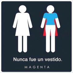 Feliz día de la mujer!! A todas esas súper mujeres, madres, hijas, abuelas, hermanas, sepan que nos festejamos hoy pero el respeto y el amor lo merecemos todos los días!