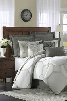 Springfield Collection - lovely bedroom design!