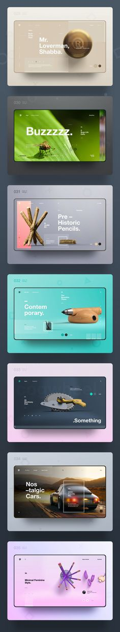 UI Design of the week 2 - Graphic - Design - ui design - uiux - web design - ui ux designer - Art - Inspirations - Graphicroozane Banner Design Inspiration, Website Design Inspiration, Ui Inspiration, Creative Web Design, App Design, Email Design, Web Layout, Layout Design, Presentation Layout