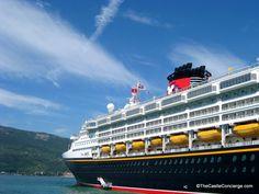 Disney Cruise Line's