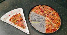 Ketchup, Diy Food, Vegetable Pizza, Gin, Vegetables, Vegetable Recipes, Jeans, Veggies, Jin