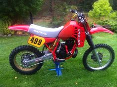 1985- Cagiva 500MX