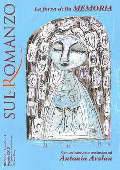 """my illustration for SUL ROMANZO"""" - """"la memoria del corpo"""" body's memory"""