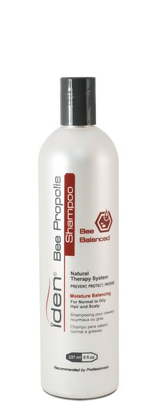 BEE BALANCED SHAMPOO Moisture balancing shampoo for normal to oily hair BENEFITS +Cleanses & balances scalp oils +Helps remove impurities & excess build up + Maintains ideal moisture levels + Naturally invigorates the scalp to help promote healthy hair growth + Protects hair color KEY INGREDIENTS +PROPOLIS EXTRACT +OLIVE OIL +APRICOT KERNEL #BALANCE #MOISTURE #NATURAL #HAIR #GROWTH #BEEPROPOLIS #PARABENFREE #GLUTENFREE #CRUELTYFREE
