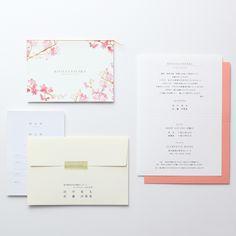 結婚式 招待状 Cherry 3