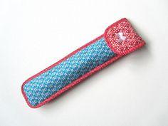 Flötentasche von millibitschi auf DaWanda.com