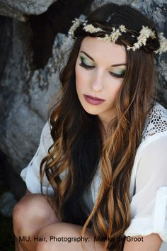 Bohemian Summer Lovin Shoot with Shan - Makeup, Hair, Styling & Photography by Marike de Groot