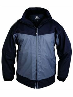 Himalayan Explorer Waterproof Jacket - H830BK - http://www.hall-fast.com/safety-at-work/workwear/himalayan-workwear-footwear/himalayan-iconic-workwear-/himalayan-explorer-waterproof-jacket/