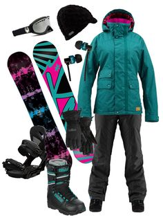 Cute Snowboarding Outfits