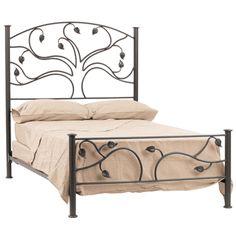 Live Oak Iron Bed