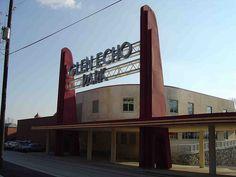 Glen Echo Park Entrance.