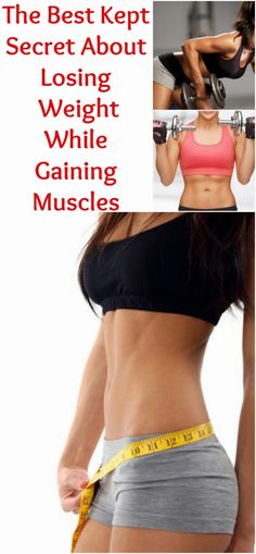 TheGym / The Best Kept Secret About Losing Weight While Gaining Muscles Fitness Nutrition, Fitness Tips, Fitness Motivation, Fitness Quotes, Fitness Models, Bodybuilding Equipment, Bodybuilding Workouts, Losing Weight, Weight Loss
