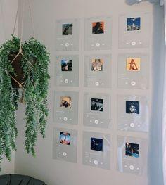 Indie Room Decor, Cute Bedroom Decor, Teen Room Decor, Aesthetic Room Decor, Room Ideas Bedroom, Bedroom Inspo, Tumblr Room Decor, Bedroom Inspiration, Wall Decor