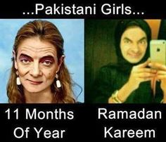 Pakistani Girls in Ramadan #desi #asian #www.asianlol.com