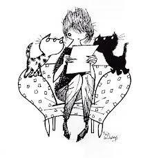 Pim & Pom by Dutch childrens book illustrator Fiep Westendorp.