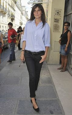 Emmanuelle Alt, Editor-in-Chief of French Vogue