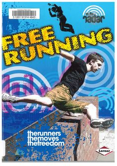 Stuff to do instead of watching TV: Parkour | Children's Reading Suggestions