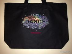 Large Sequin Dance Bag by Tutunyou on Etsy www.tutunyou.com