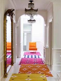 Tendencia deco, superponer alfombras | Decorar tu casa es facilisimo.com