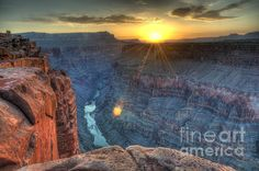 Grand Canyon Creation; Photo by: Bob Christopher