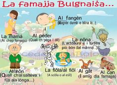 Family in Bolognese dialect.   www.succedesoloabologna.it
