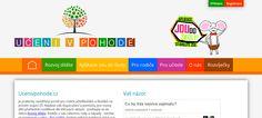 Učení v pohodě - stránky s informacemi i cvičeními pro rozvoj dítěte.