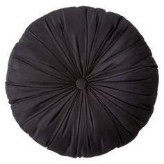 Xhilaration® Cushion Decorative Pillow - Black