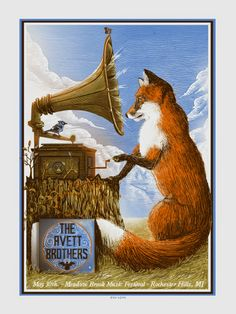 Avett Brothers - Zeb Love - 2014 ----