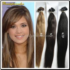 Hot Selling! Prebonded Hair Extensions 1g/strand 100g/pc18''-28'' Human Indian Hair #1b Straight Flat Tip Hair Extensions     #http://www.jennisonbeautysupply.com/    http://www.jennisonbeautysupply.com/products/hot-selling-prebonded-hair-extensions-1gstrand-100gpc18-28-human-indian-hair-1b-straight-flat-tip-hair-extensions-2/,                 Hair Material: 100% Virgin Human Hair    Hair Weight: 1g/strand 100g/pc    Hair Length: 18''-28'' are in stock,other length can be customlized    Hair…