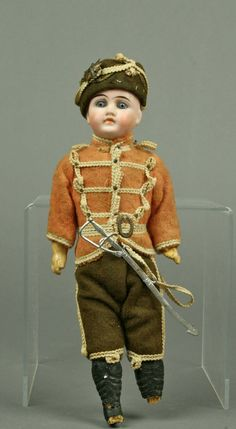 Hey, I found this really awesome Etsy listing at https://www.etsy.com/listing/175123615/antique-bisque-head-85-inch-doll-dressed