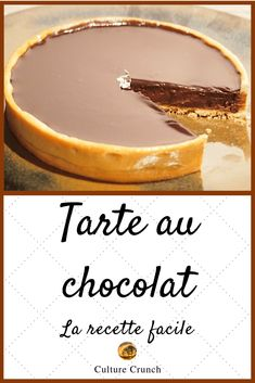 who doesn& like chocolate? - gateaux - who doesn& like chocolate? Kinds Of Desserts, Köstliche Desserts, Dessert Recipes, Crockpot Recipes For Two, Cooking Recipes, Ricotta Dessert, Fast Healthy Meals, Breakfast Dessert, Sweet Tarts