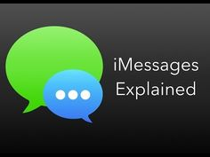 How To Stop your Email from Showing Up in iMessage on your iPhone - YouTube