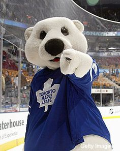Carlton the Bear Hockey Baby, Ice Hockey, Hockey Live, Maple Leafs Hockey, American Sports, Toronto Maple Leafs, Sports Teams, Hockey Players, Athletes
