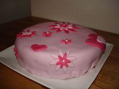 idée deco pour gateau anniversaire fille