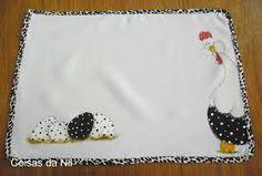 Resultado de imagem para pinturas em tecidos para jogo de cozinha Oxford, Dish Towels, Drawstring Backpack, Napkins, Patches, Naruto, Drawings, Crochet, Crafts