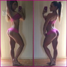 Caitlin is back with a twin belfie