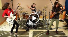 """The Warning Return With """"Atlas, Rise!"""" When The Warning appeared on our radar more than two years ago, we knew these young ladies were something special and that rock and roll was going to do great, great things in their lives. Sisters Daniela, Alejandra and Paulina first made waves with a cover of"""