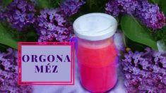 Gyógynövények.Orgonavirág méz készítése,recepttel.Ehető virágok videó. Tableware, Dinnerware, Dishes, Serveware