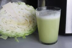"Cabbage Juice and Its Health Benefits: taste is creamy and fine. A good source for fiber, vitamin C and vitamin K. Thumbs up for this nutritious juice that is very good in helping to protect from several types of cancer including prostate, lung, breast, and colon cancers.  From one wiki answers. com article the ""juice of fresh cabbage is effective in treating fungus infection..."