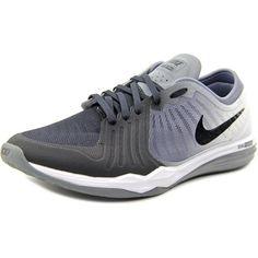 99360ed5aaf0b1 Nike Dual Fusion Tr 4 Print Women Round Toe Synthetic Black Running Shoe -  Save 30