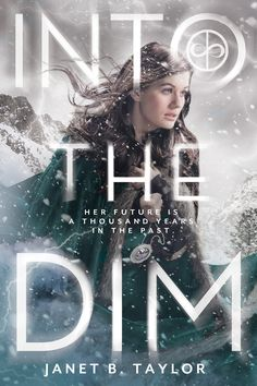 Redesigned #CoverReveal Into the Dim by Janet B. Taylor