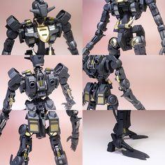 1/100 Gundam Barbatos modeled by TAI's Factory: No.20 Big Size Images http://www.gunjap.net/site/?p=285254