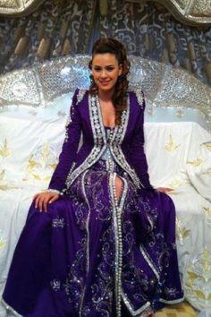 Algerian bridal fashion