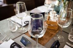 Hochzeit in Hamburg | Tobias Hage Buffet, Tobias, Flute, Party, Champagne, Table Decorations, Tableware, Wedding, Celebration
